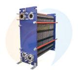Échangeur de chaleur titanique de plaque de garniture de rechange de Laval M6 d'alpha pour la série du chauffage d'eau de piscine d'eau de mer B60h