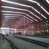 A oficina de aço pré-fabricada a mais atrasada Plm-002 da classe elevada