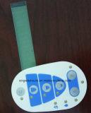 Interruttore di membrana con 6 Buttonsdome impresso