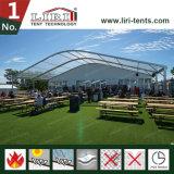 贅沢な屋外のArcumのおおいのテントの膨脹可能なドームのテント