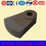 Pièces de machine d'abattage de bâti de Citic IC, pièces de rechange de concasseur à marteaux