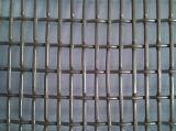 Acoplamiento de alambre prensado apertura rectangular de metal del acoplamiento de alambre