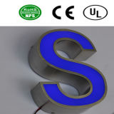 Signe acrylique de Lettter de Lit avant de la qualité LED