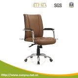 Présidence en cuir de bureau d'unité centrale de qualité (B159A)