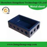 Коробка изготовления металла листа электрическая