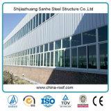 Более дешевое здание стальной структуры Preengineered большой пяди цены полуфабрикат