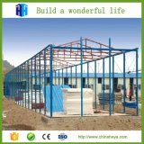 鉄骨構造の組立て式に作られた労働のアパート