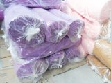 Tela 100% del terciopelo de la toalla del algodón (QHES99078)