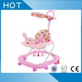 Caminhante famoso do bebê de Tianshun do tipo de China com as 8 rodas do giro para a venda