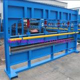 Machine de dépliement hydraulique de feuillard de plaque de commande numérique par ordinateur