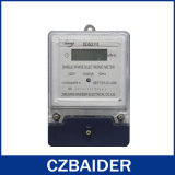 Medidor da eletricidade da fase monofásica (DDS2111)