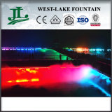 다채로운 Lights Artificial Fog 또는 The Lake에 Mist Fountain Floating