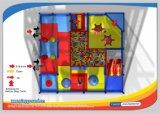 Оборудование спортивной площадки парка атракционов детей занятности Cheer крытое мягкое