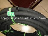 Boyau en caoutchouc de vapeur de tresse de fil d'acier de température élevée