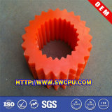 Engrenagem plástica da elevada precisão Nylon/POM para brinquedos