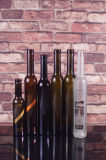 375ml Bouteille de verre à vin de glace / Bouteille de vin de glace