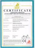 ISO 의 세륨, 유압 HDPE 용접 장비 (315-630mm)를 가진 SGS 증명서
