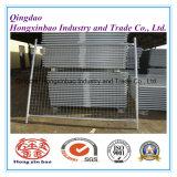 Facile d'installer la frontière de sécurité provisoire galvanisée de maille de maillon de chaîne