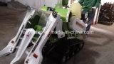 米およびムギのための手の小型収穫機