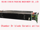 2+2 정면과 Back Printed 8 Color Flexo Printing Machine