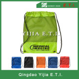 Backpack Drawstring полиэфира с Cinch Closur Drawstring
