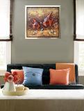 Peinture à l'huile abstraite - Nouveau design (DSC02545)
