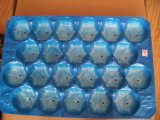 Bandejas plásticas disponibles de la garantía de calidad para el empaquetado de la fruta fresca