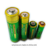 SGS проверил батарею 1.5V алкалическую AA Lr6