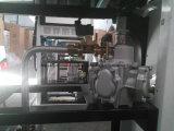 Le modèle simple de station de pompe à gaz peut placer la TV sur des étalages du principal deux