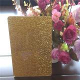 Feuille acrylique d'acrylique de la feuille PMMA de tissu