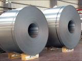 Катушка покрынная алюминием сплавом цинка Al-Zn G550 стальная Gl с процессом выветривания