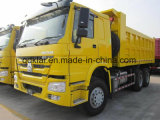 Op zwaar werk berekende 6X4 Vrachtwagen van de Kipwagen HOWO de Euro 2 & van de Kipper & van de Stortplaats voor Verkoop