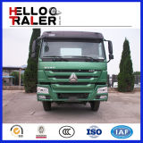 フィリピンのための6つx 4つの336HPミネラル索引車のトラック10の車輪