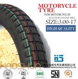 Tubo interno 3.50-10 del neumático de Keke del neumático de la vespa del neumático