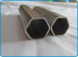 Pipe soudée d'acier inoxydable avec des formes spéciales