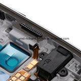 SamsungギャラクシーS5 I9600 G900f G900m G900h G900p中間の背部フレームシャーシの版の斜面の背部ハウジングのため