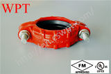 UL FM를 가진 좋은 Quality Grooved Pipe Fitting Rigid Coupling