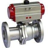 압축 공기를 넣은 액추에이터 공 벨브 (Q641F/H)