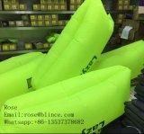 工場直売1.3kg 210tポリエステル防水屋外の膨脹可能なソファーの空気ベッド