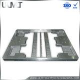 白いPOMの製品CNCの機械化の精密部品