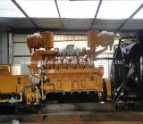 Générateur électrique de biomasse de générateur à gaz de pouvoir de gaz de pailles de cosse