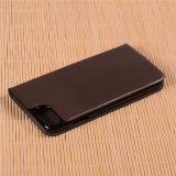 帯出登録者が付いているiPhone 7/7s/7PROの電話箱のための贅沢な型の札入れPUフリップ革カバーケース