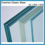 стекло /Blue Laminaed ясности 6-15mm Tempered с AS/NZS