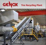 Het Systeem van het Recycling van de band/de Lijn van het Recycling/de Machine van het Recycling