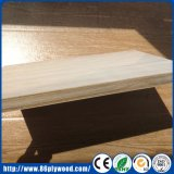 18mm E0 E1 Muebles Garde Brillante Melamina Frente Paulownia Blockboard