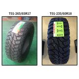 Gute Qualität weg Reifen-den Preisen von des Datenbahn-LKW-Gummireifen-OTR