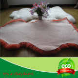 La coperta tibetana cinese della pelle di pecora di buona qualità per la casa decora
