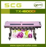 Doppia stampante a colori della tessile del fabbricato della testina di stampa Dx5 Tx-2601di