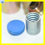 Embout pour High Pressure Rubber Hose Ferrule pour Steel Wire Braided Hose 00210