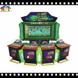 4 Machine van het Spel van het Vermaak van de Arcade van het Videospelletje van mensen de Muntstuk In werking gestelde